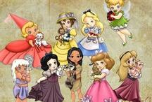 Disney * / by Vanessa Alexandra