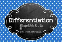 Differentiation (Education)
