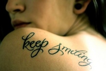 Tattoos * / by Vanessa Alexandra