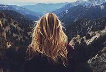 hair / by Hanna Elizabeth Stone