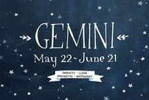 gemini / by Dia
