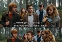 Harry Potter  / by Karina Werner