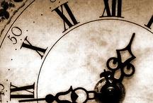 Clocks and Watches  / by Karina Werner
