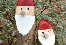 Christmas / Christmas Ideas: Crafts, Decor, Recipes, and more.