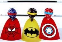 Superhero Birthday / by Jessica Orians