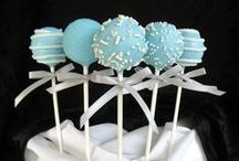 Cake Pop Project Inspirations / Inspirations for upcoming cake pop projects!  Right now working on collecting inspiration for cake pops that will be made for a rehearsal dinner at Congress Hall in Cape May, NJ
