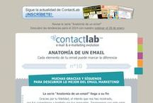 Anatomía de un email / Cada elemento de tu email puede marcar la diferencia  #emailmarketing #tips&tricks #contactlab