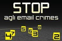 Email Crimes / Segui le indagini per evitare gli errori più diffusi nell'email marketing.