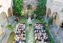 Weddings Abroad / Not sure where to start when it comes to destinations for your wedding abroad? Or maybe you've chosen where you'll get married, but need help finding a suitable dress, easy to arrange favours or just some ideas - that's what this board is all about.