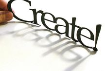 Create: Hold your own pen. / Actualization / by Debbi Lister