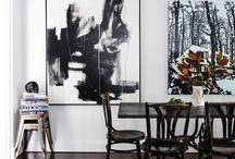 Art - In homes