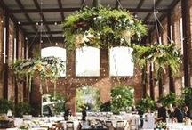 Green Wedding Theme / Gorgeous green ideas, from subtle sage to vibrant lime...
