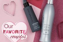"Favorite Couples / In honor of Valentine's Day, we are going to share some of our favorite Kenra Professional® product ""couples"" with you! / by Kenra Professional"