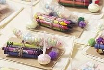 Children at Weddings / Having kids at weddings should be fun, not stressful. Here are ideas to keep the children happy and entertained during the ceremony and the reception so that you can all enjoy your special day!
