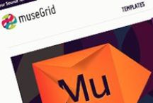 ⊙ A d o b e  M u s e ⊙ / Starting working with Adobe Muse
