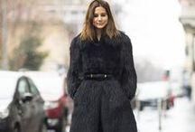 Milan AW 14/15 Street Style / Milan Fashion Week Autumn/Winter Street Style '14/'15  / by Launch Fashion-Management