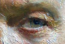 Art - Portrait Detail