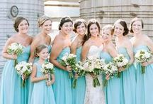 Turquoise & Teal Wedding / Turquoise is the colour to choose if you want an opulent look with tropical tones. This board is full of turquoise wedding theme ideas for all aspects of the day and decor and what colour combinations to choose!