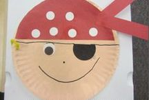 Pirates / Pirate-themed educational & fun activities for families & kids! / by Pirate Family Fun & Learning