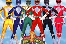 Power Rangers Homeschooling / by Pirate Family Fun & Learning