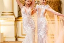 Wedding Dress / Dresses from all of our favourite designers at Wedding Ideas Mag