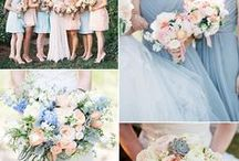 Light Blue Wedding Theme / China, light, baby, dusty, serenity blue you'll find every shade right here in this Light Blue Wedding Theme board!