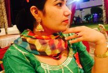 sukhmandeep kaur sidhu / Punjabi suits