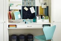 OFFICE/CRAFT ROOM / by Crystal Williams