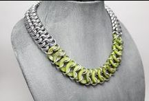 Chainmaille: Jewelry and products / THIS IS A COMMUNITY BOARD about chainmaille jewelry. ANYONE MAY PIN TO IT. NOTHING OVER PG-13 ALLOWED. This board is about Chainmaille: Jewelry and Products. Thank all of you that pin to this board.  You do great work. Thank you, Terri Lynch If anyone wants to pin to this board or any of my boards, just let me know.  Your talent will be welcome.  Thank you. Please keep this board clean by pinning only to the title of the board.