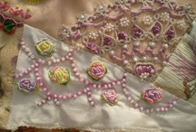 ~Embroidery~ / ~Applique`~ / by June Magoon Nicholaides