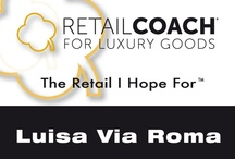 Luisa via Roma Firenze / In the pursuit of best practices at Luisa Via Roma Firenze