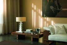 Classic coffee tables / Every room needs a coffee table