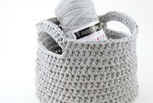 Soulmade | Ribbon XL / All things You can make with the yarn Ribbon XL.