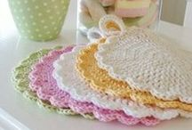 Crochet | Amigurumi / Everything You can make with the thin cotton Amigurumi yarn.