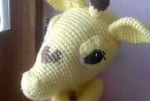Amigurumi patterns / patronen