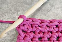 Crochet | In Stitches / Different crochet stitches step by step explained.