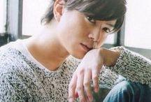HeIsSooPhotoShigenic / Shigeaki Kato -  member of japanese boyband: NEWS.   Singer, actor, writer, radio program leader, photographer, doctor of law, king of fangirl's heart.