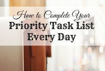 Productivity / Personal and professional productivity and time management to help you reclaim your life!