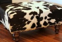 Cool Cowhides / I respect everyday the animals who share their beauty us