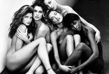 Supermodels of the 90's / Real Beauty