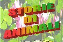 """STORIE DI ANIMALI / Tratto dalle migliori storie di Esopo, Fedro, Tolstoj. """"Il lupo e il cane"""", """"La cicala e la formica"""", """"Il corvo e la volpe"""" ed altre, in un'ora di assoluto divertimento per grandi e piccini. Sul palco si alternano i personaggi, presentati di volta in volta dal gatto-cantastorie Manfred. Per finire, una storia inedita, intitolata """"Chi ha rubato il mio uovo?"""". Parla di galline e richiama alla ribalta tutti gli animali conosciuti nelle storie precedenti."""