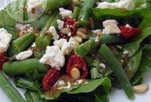 Salads/vegetables