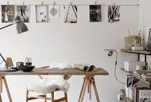 work | creative work space