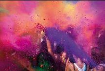 Pensées colorées