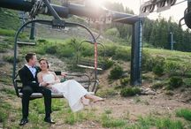 Mountain Weddings / Have a mountain top ceremony across the street at Homewood Mountain Resort then move to the West Shore cafe for a beautiful lakeside reception!
