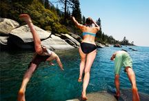 Lake Tahoe Lifestyle / Lake Tahoe is the best place in the world
