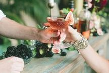 Wedding cocktails & delicious drinks / #cocktails #wedding ideas and fun Friday afternoons.