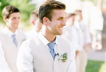 Groomsman / All about the boys...  each wedding really does have it's own style these days for Groomsmen.. Love it!
