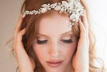 Bridal Veils & Head Pieces / Beautiful Veils and Head Pieces for every bride.