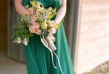 Green Wedding Details / by Snippet & Ink